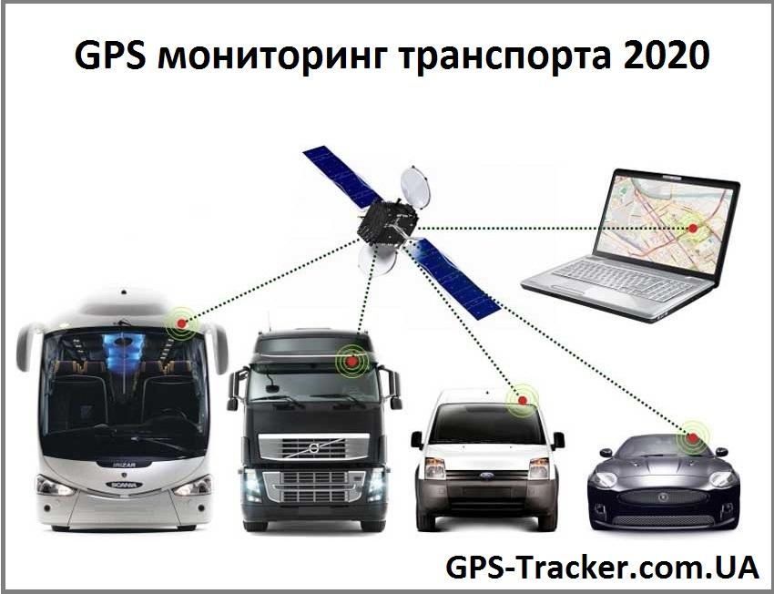 GPS мониторинг транспорта 2020 в СНГ
