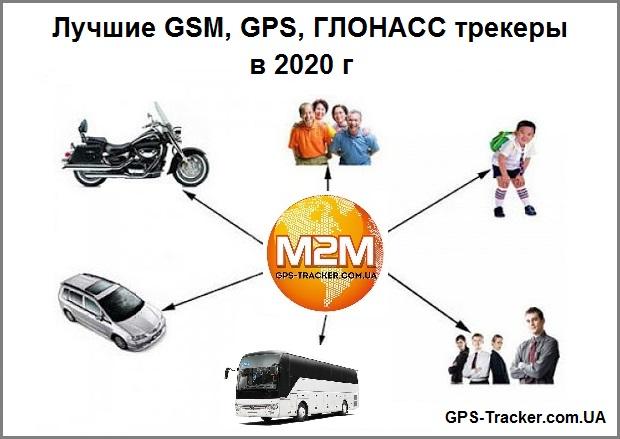 Лучшие GSM, GPS, ГЛОНАСС трекеры в 2020 г